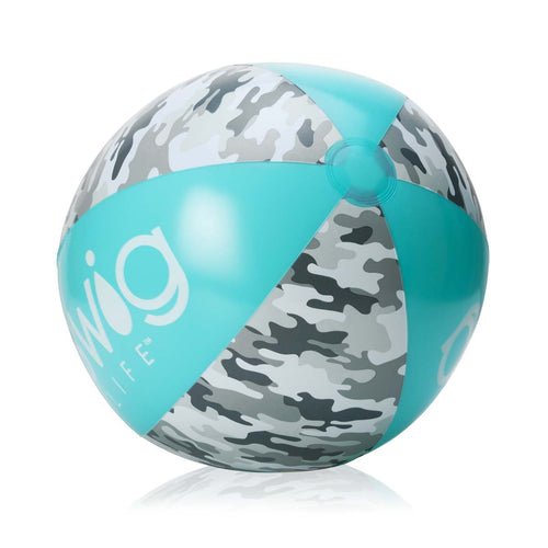 Incognito Camo Beach Ball