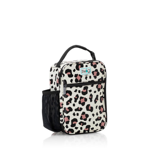 Luxy Leopard Boxxi Lunch Bag