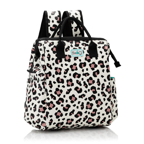 Luxy Leopard Packi Backpack Cooler