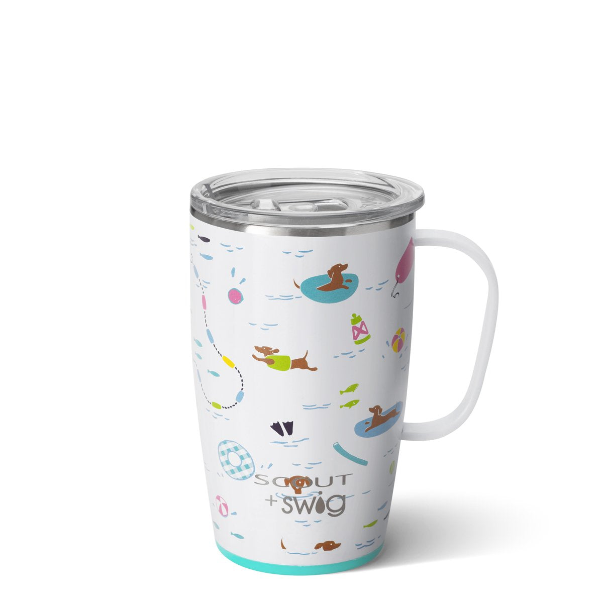 SCOUT+Swig Float Couture Travel Mug (18oz)