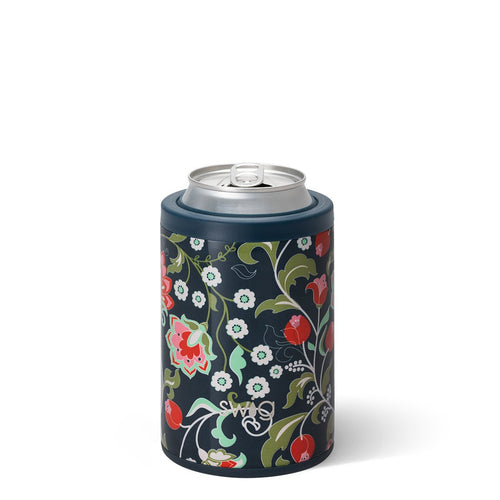 Lotus Blossom 12oz Combo Cooler Can