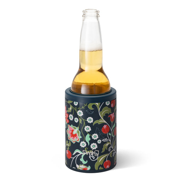 Lotus Blossom 12oz Combo Cooler Bottle