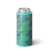 Copper Patina Skinny Can Cooler (12oz) - Swig Life