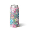 Garden Party 12oz Skinny Can Cooler - Swig Life