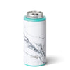 Marble Slab 12oz Skinny Can Cooler - Swig Life