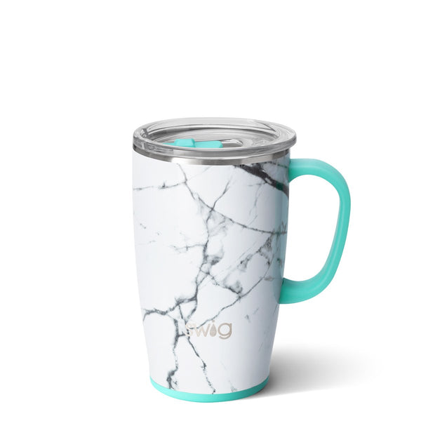 Marble Slab Travel Mug (18oz)