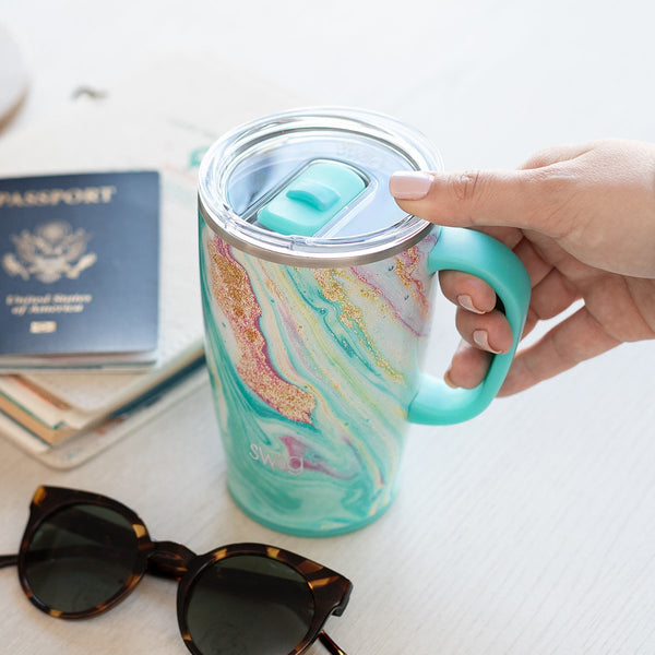 Wanderlust Travel Mug (18oz)