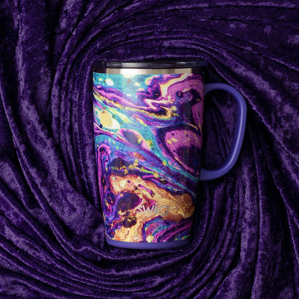 Purple Reign Travel Mug (18oz)