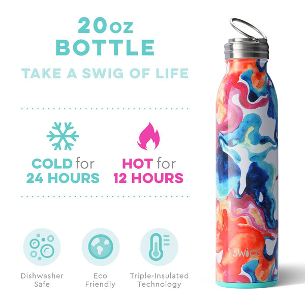 Color Swirl Bottle (20oz)