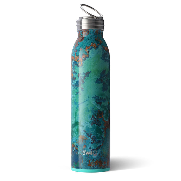 Copper Patina Bottle (20oz)