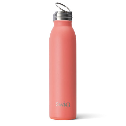 Matte Coral Bottle Main Image