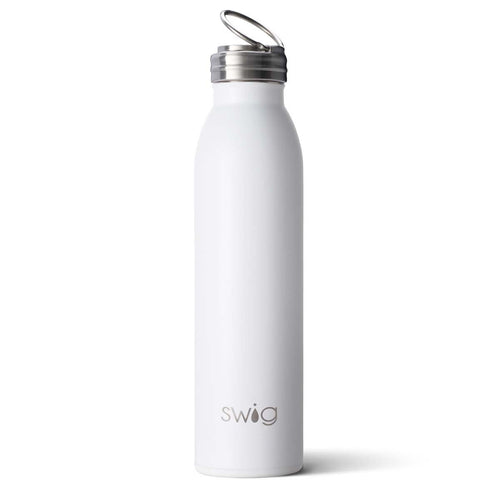 Matte White Bottle (20oz)