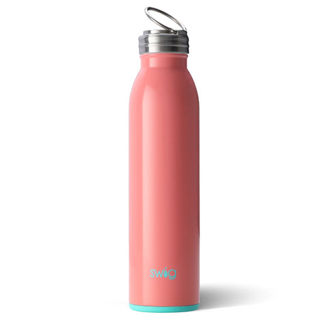 Shimmer Rose Gold Bottle (20oz)