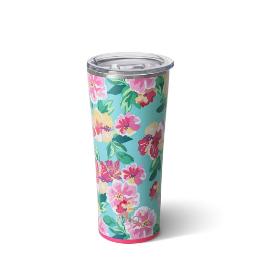 Island Bloom 22oz Tumbler