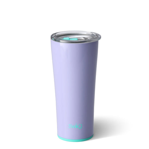 Glossy Periwinkle Tumbler (22oz)