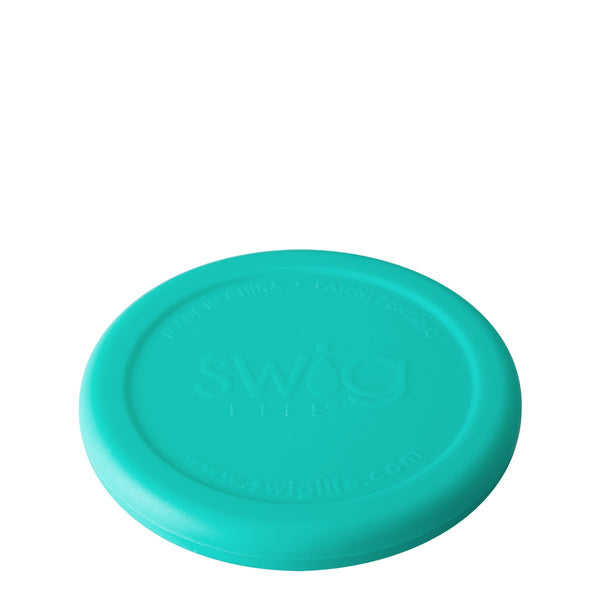Replacement Base - Aqua (12oz Flip & Sip Bottle)