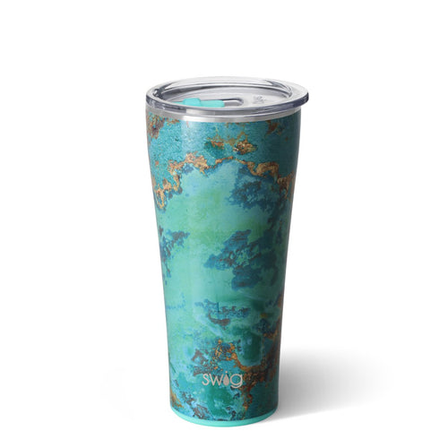 Copper Patina 32oz Tumbler
