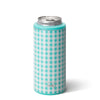 SCOUT + Swig Life Barnaby Checkham Skinny Can Cooler (12oz) - Swig Life