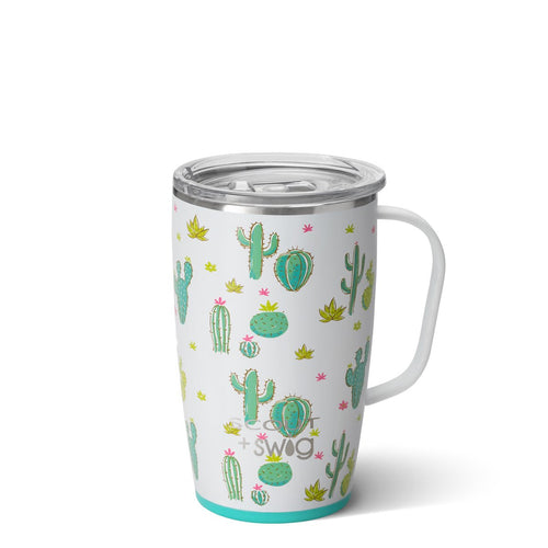 SCOUT + Swig Life Cactus Makes Perfect Mug (18oz)