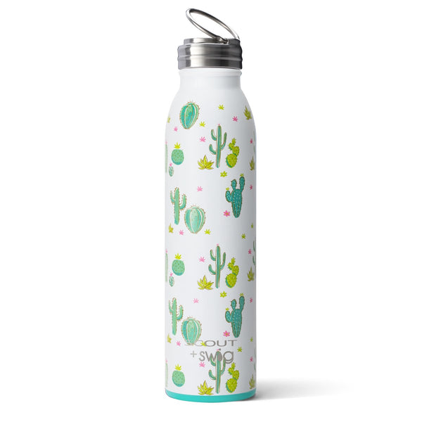 SCOUT + Swig Life Cactus Makes Perfect Bottle (20oz)