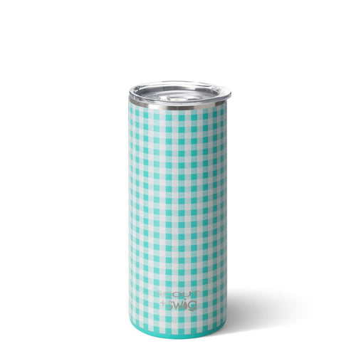 SCOUT + Swig Life Barnaby Checkham Tumbler (20oz)