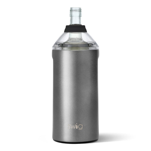 Shimmer Graphite Wine Chiller