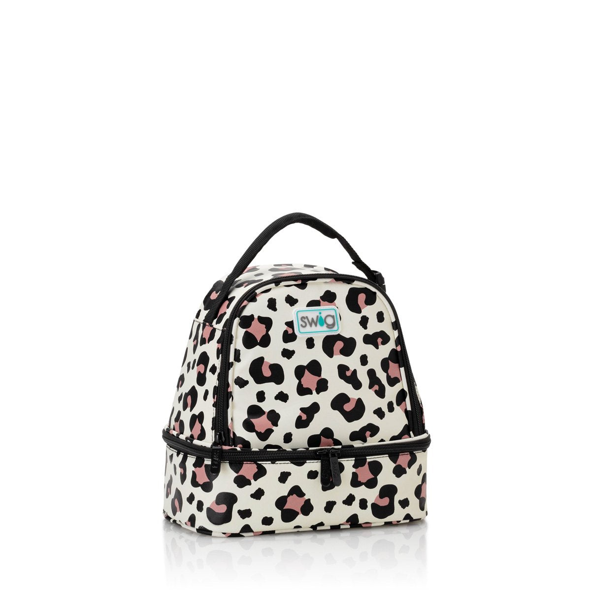 Luxy Leopard Zippi Lunch Bag