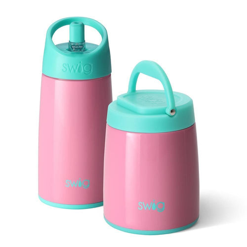 Peony Lunch Box Set