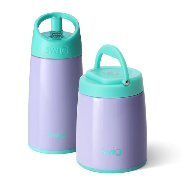 Periwinkle Lunch Box Set