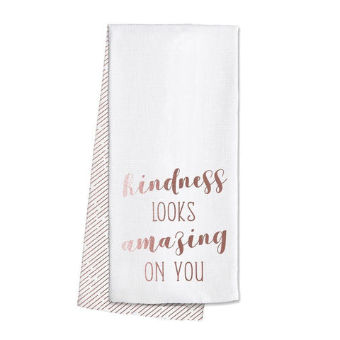 Bad Decisions Tea Towel