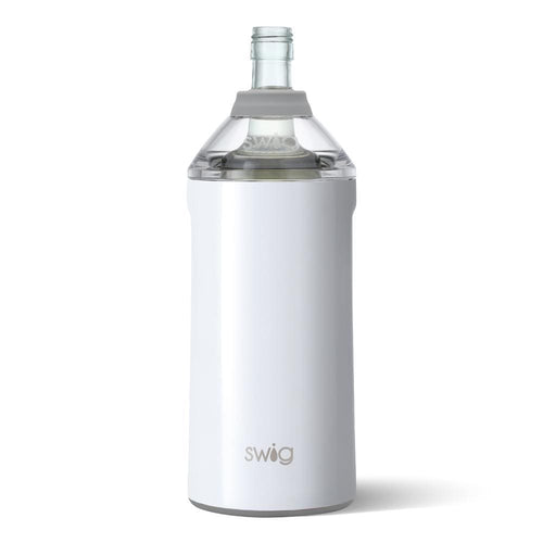 Diamond White Wine Insulator