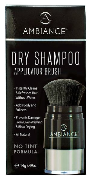Ambiance Dry Shampoo- No Tint Brush