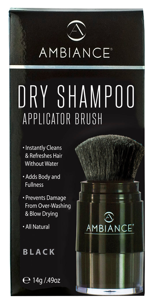 Ambiance Dry Shampoo- Black Brush