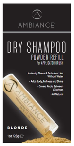 Ambiance Dry Shampoo- Blonde Refill