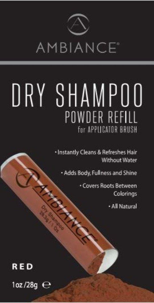 Ambiance Dry Shampoo- Red Refill