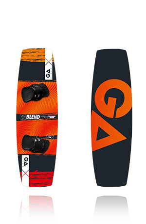 GA Kite Board Blend 135 x 42 cm '17, Ex Demo