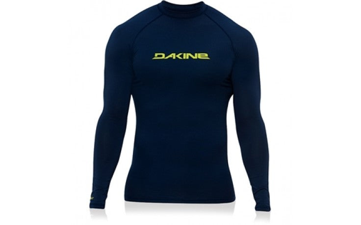Da Kine Heavy Duty L/S Navy (S) snug