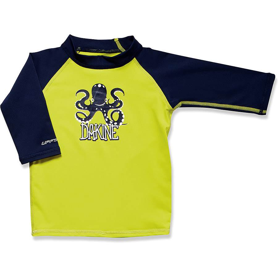 Da Kine Kids 3/4 Sleeve (2T) Blue snug