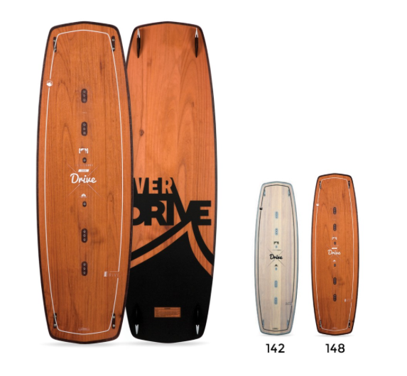 Liquid Force  OverDrive '18 (Kiteboard)