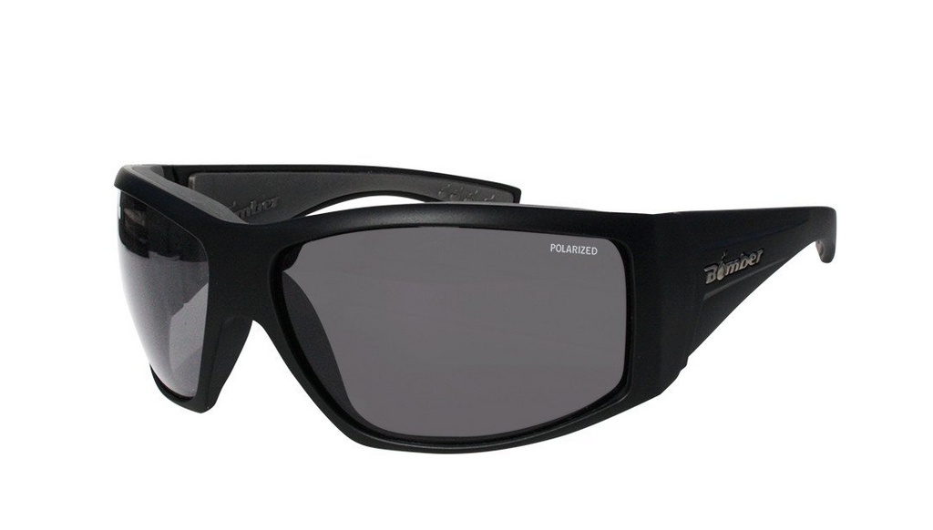 Bomber AHI Bombs (Blk-Blue) Polarized
