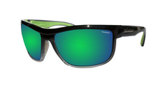 Bomber Hub Bombs (Blk-Green) Polarized
