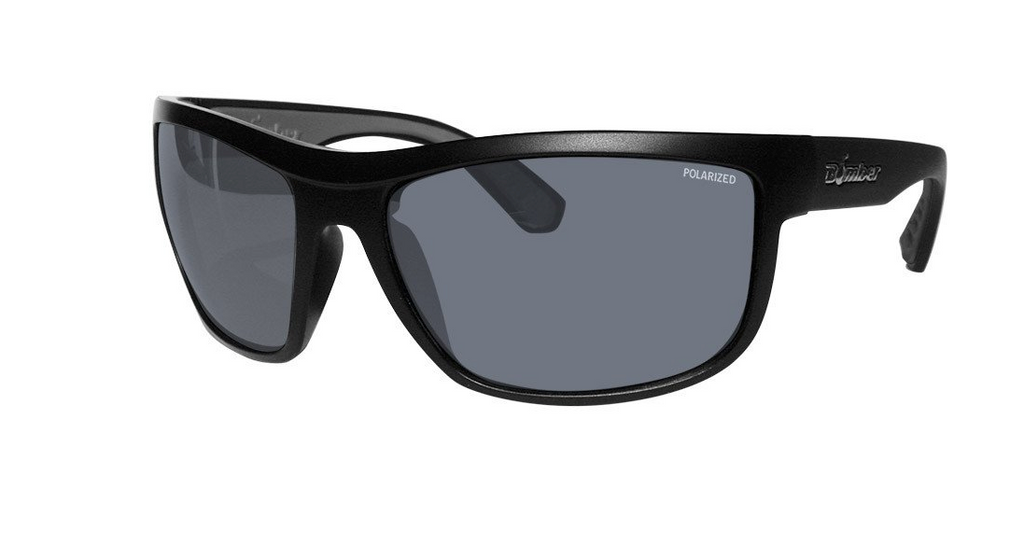 Bomber Hub Bombs (Blk-Grey) Polarized