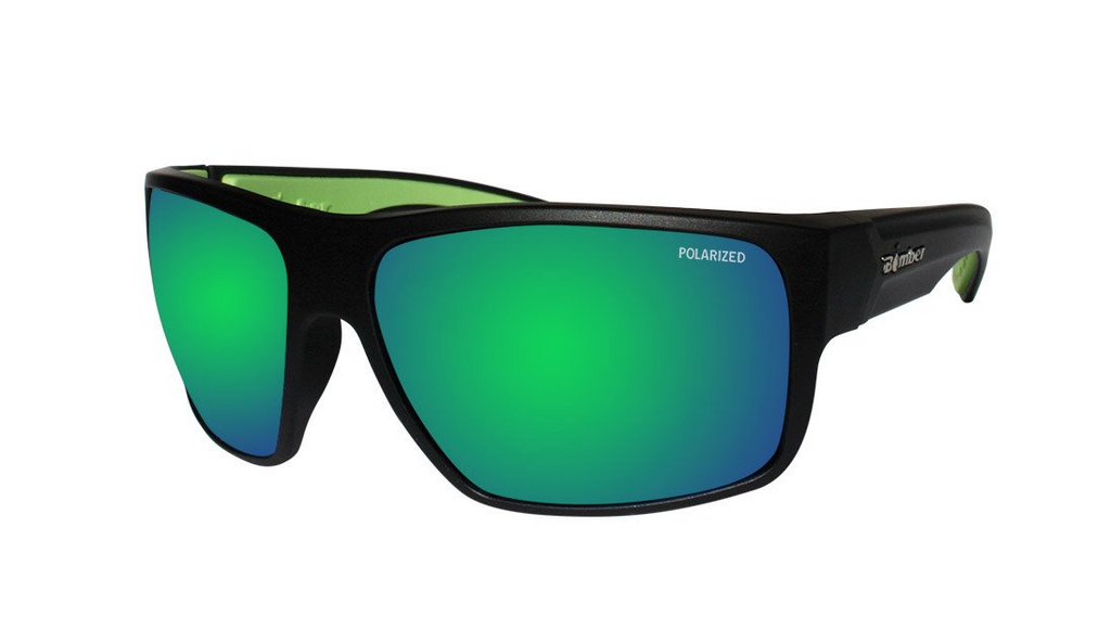 Bomber Mana Bombs (Blk-Green) Polarized