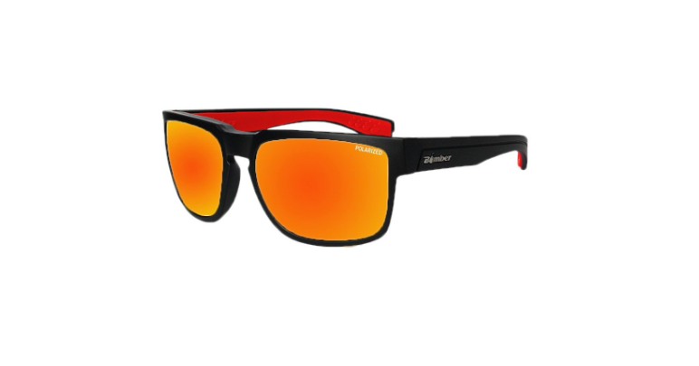 Bomber Smart Bombs (Blk-Red) Polarized