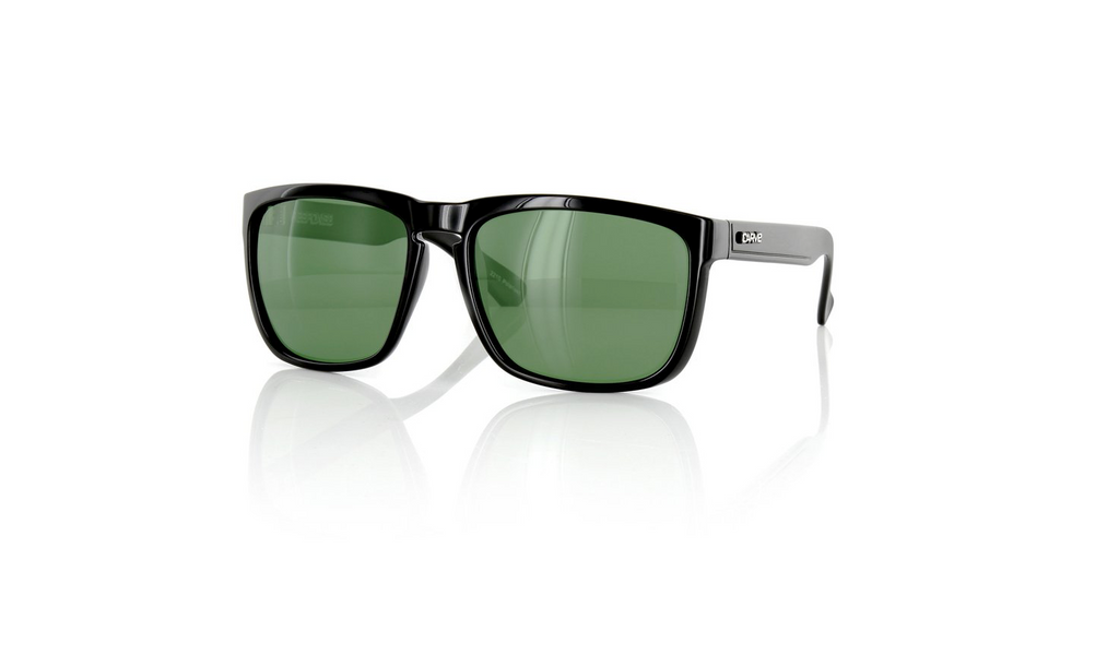 Carve Response Black Polarized