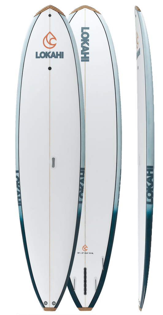 Lokahi WVE Long Board Clear 10'3 x 29 1/2