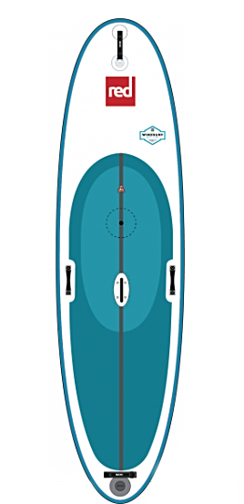 "Red Paddle Co 10'7"" Windsurf '17"