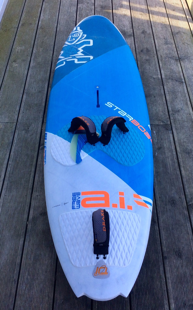 Starboard AIR Freewave 83 Carbon Reflex '18, EX DEMO