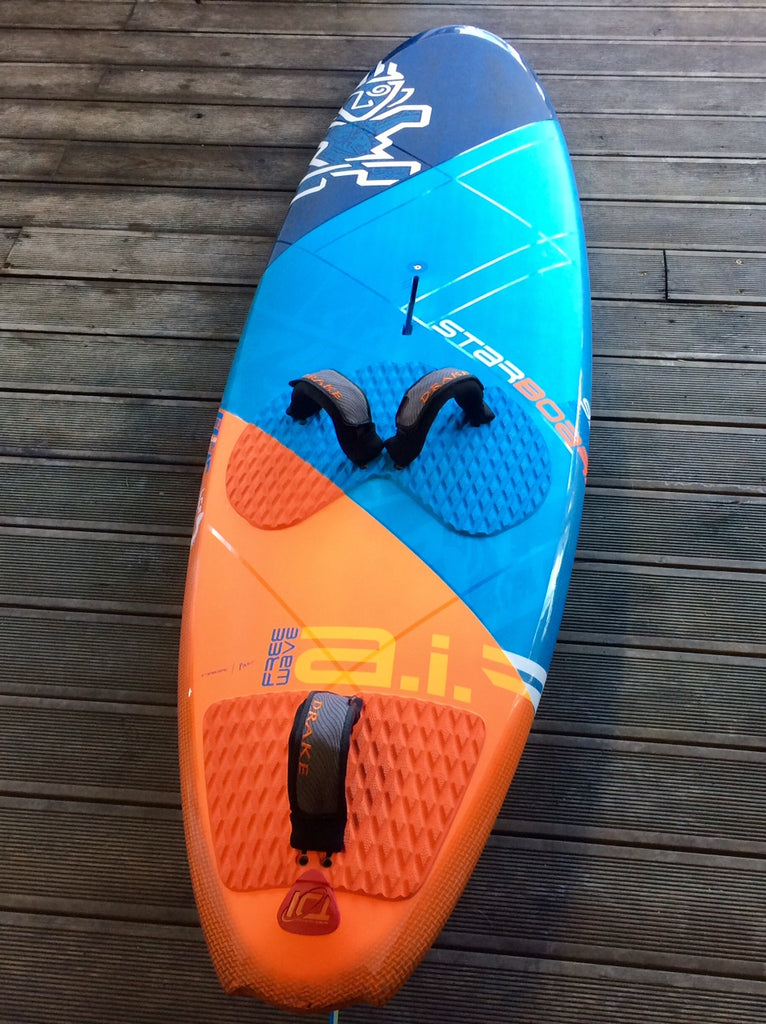 Starboard AIR Freewave 93 Carbon LCF '18, EX DEMO