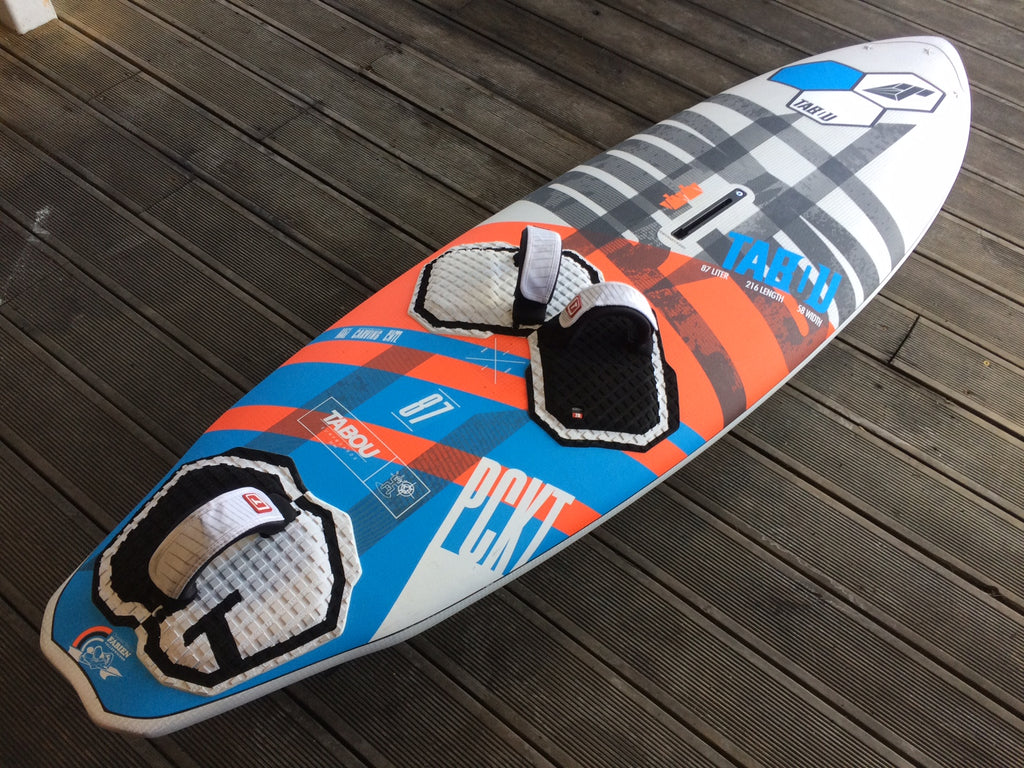 Tabou Pocket Wave 87 '18, Ex Demo